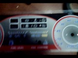 Вставка в щиток приборов ВАЗ 21099