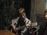 26 июня 2008, 23-41, Виталик поёт в саду